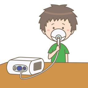 吸入器貸出のお知らせ