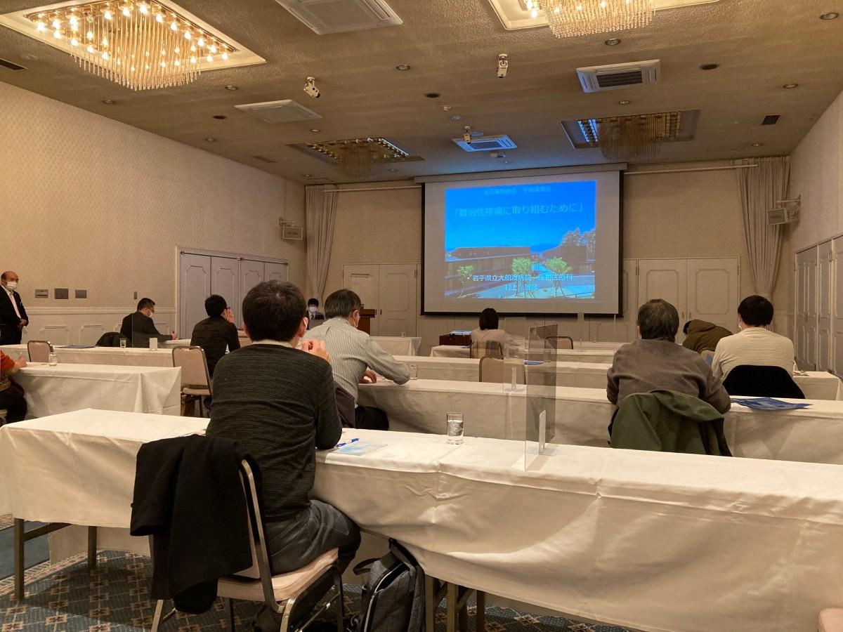 釜石薬剤師学術講演会